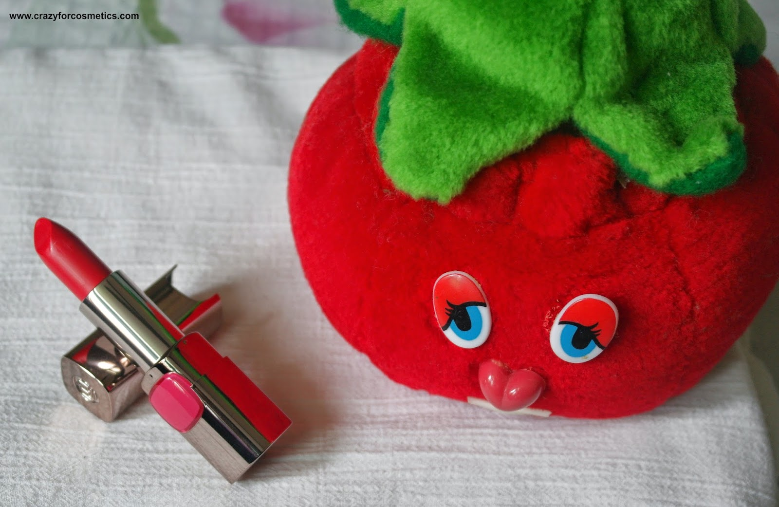 Loreal Moist Matte Lincoln rose lipstick price