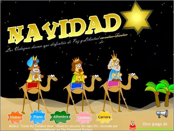 http://www.vedoque.com/juegos/juego.php?j=navidad2007&l=es