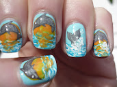 #5 Nail Art Design