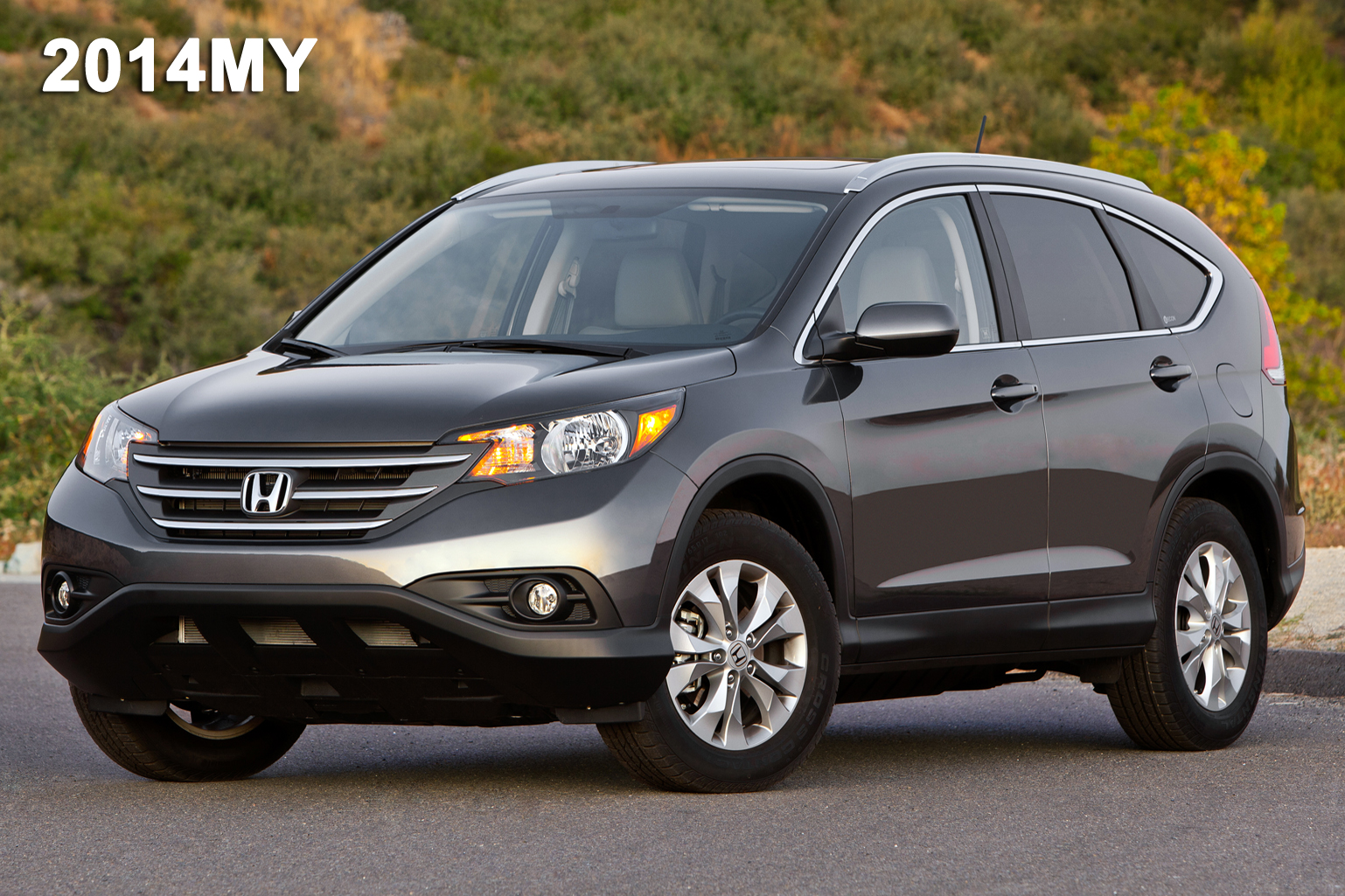 2015 Honda Cr V Facelift Photo Leaks Out