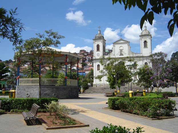 Historic Centre of Sao Luis Brazil