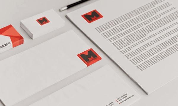 Download Branding Stationery Mockup Gratis - STATIONERY MOCKUP 01