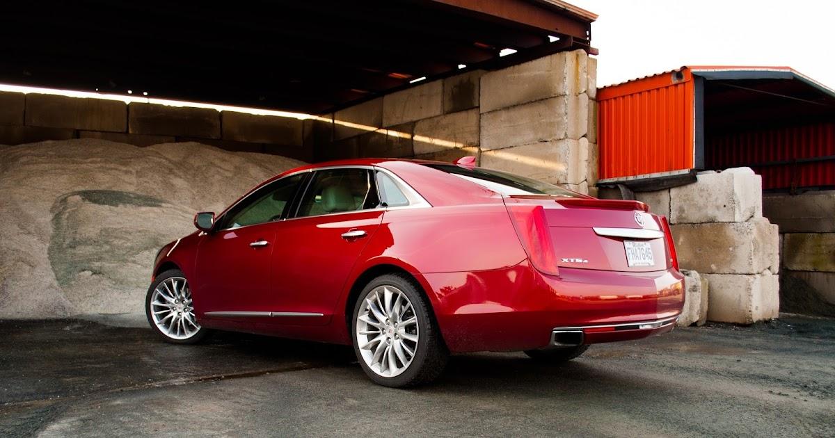 2015 Cadillac Xts Vsport Review Strangely Good