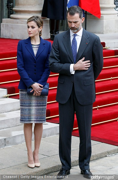 The King Felipe and Queen Letizia of Spain have decided to cut short their scheduled state visit to France after a Germanwings Airbus A320 plane crashed in the French Alps, as it travelled from Barcelona to Duesseldorf.