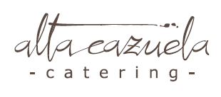 ALTACAZUELA Catering