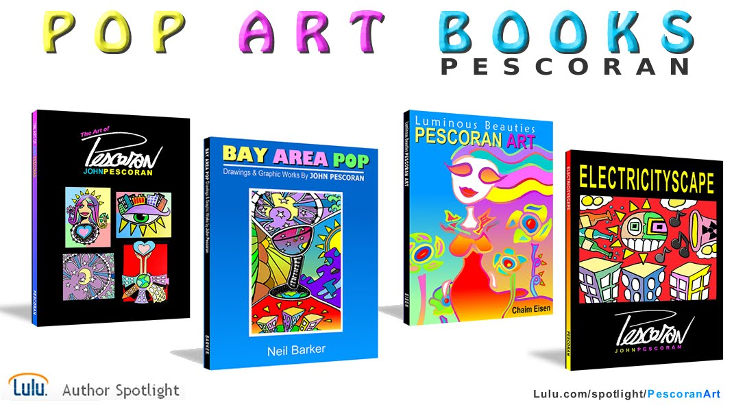 Pop Art Books