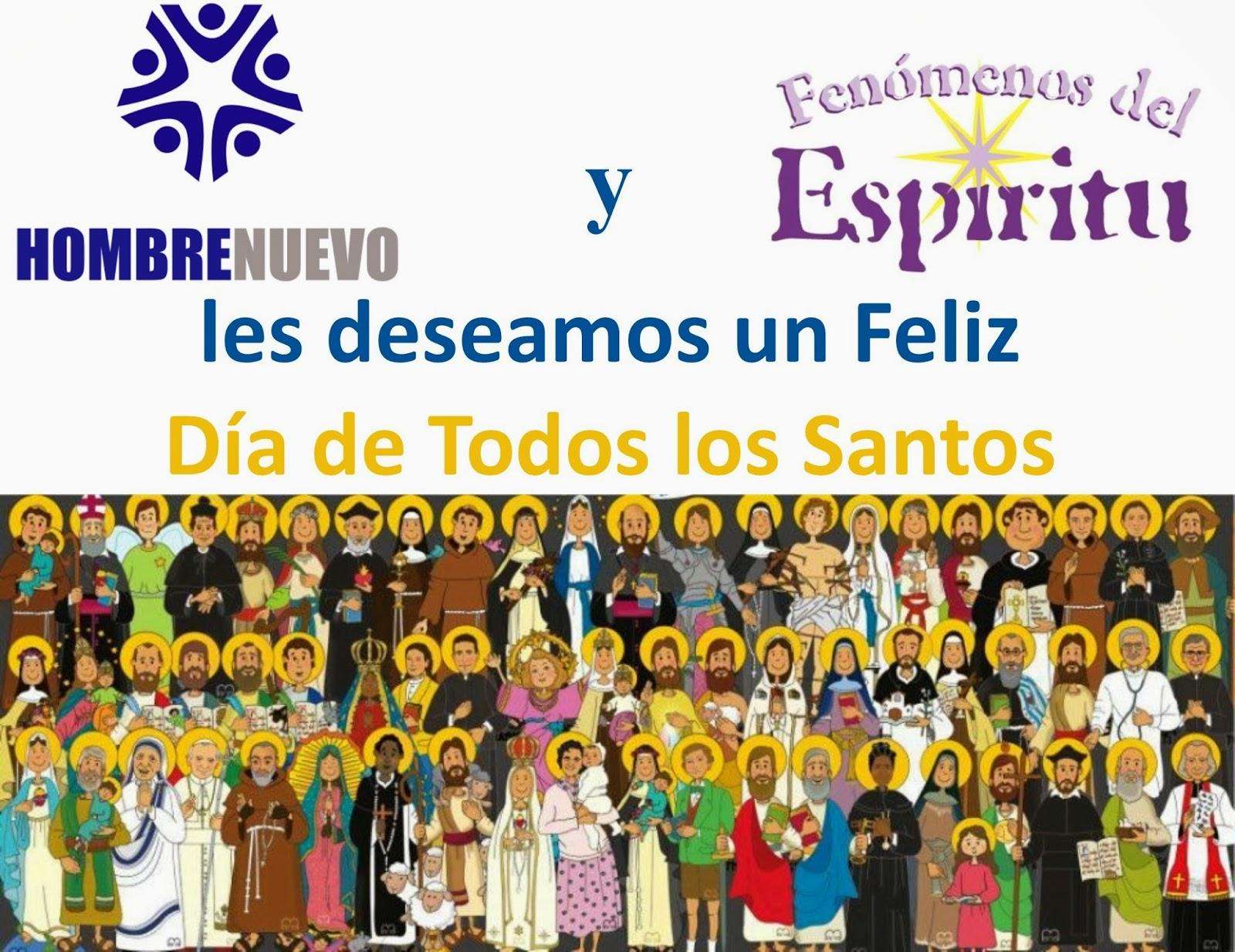 Dia Todos Los Santos 2013 Feliz Día de Todos Los Santos