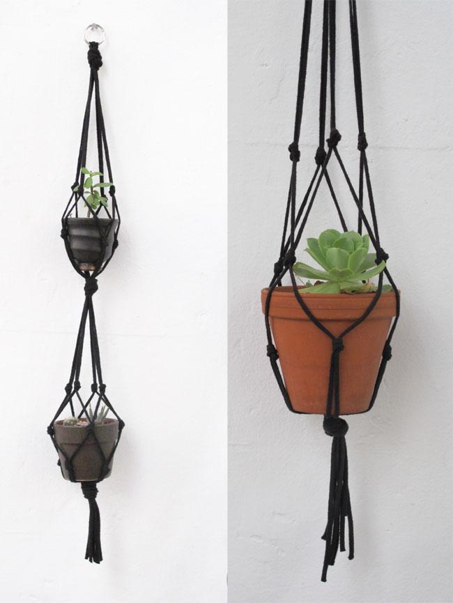 House Of Parker Diy Hanging Plant Holder
