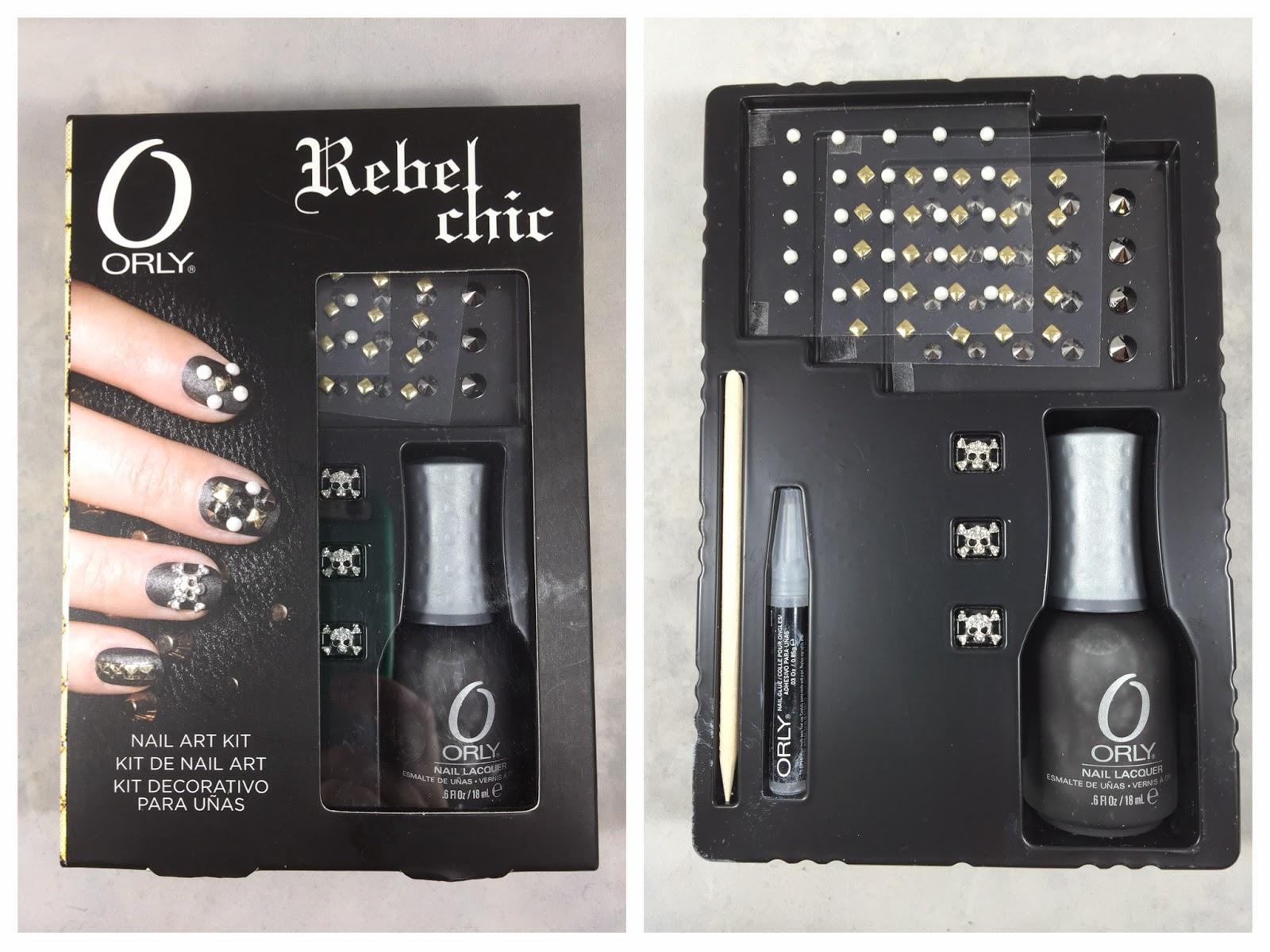 Nails Art: Orly Rebel Chic Gift Set