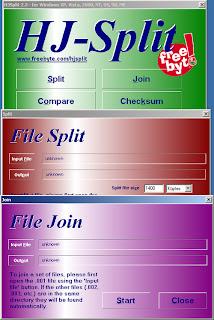 Download Software HJSplit