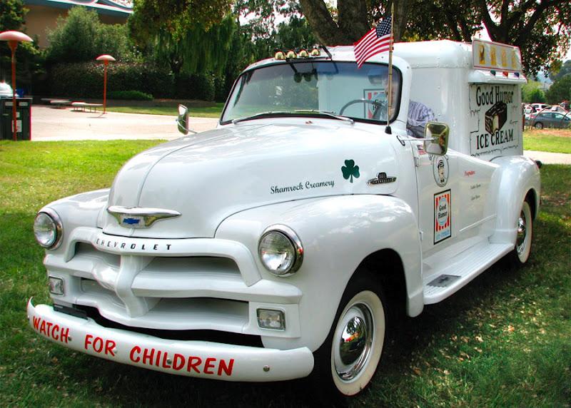 Vintage Ice Cream Trucks 111