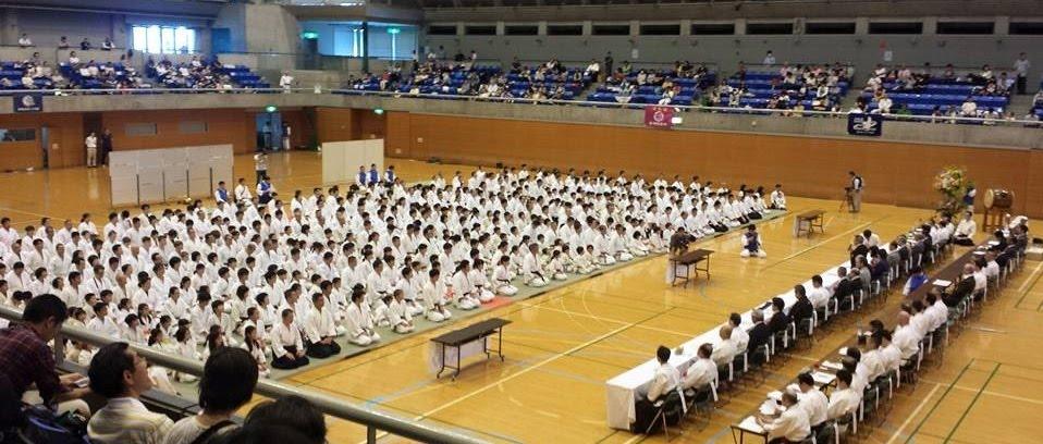 NEWS - 第27回浦安市合気道演武大会