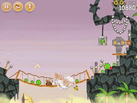Angry Birds Seasons dapat update bertemakan South Hamerica