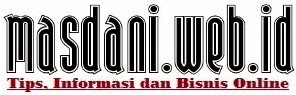 Masdani.Web.id