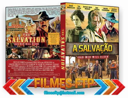 A Salvação 2015 Dublado DVD-R / AVI