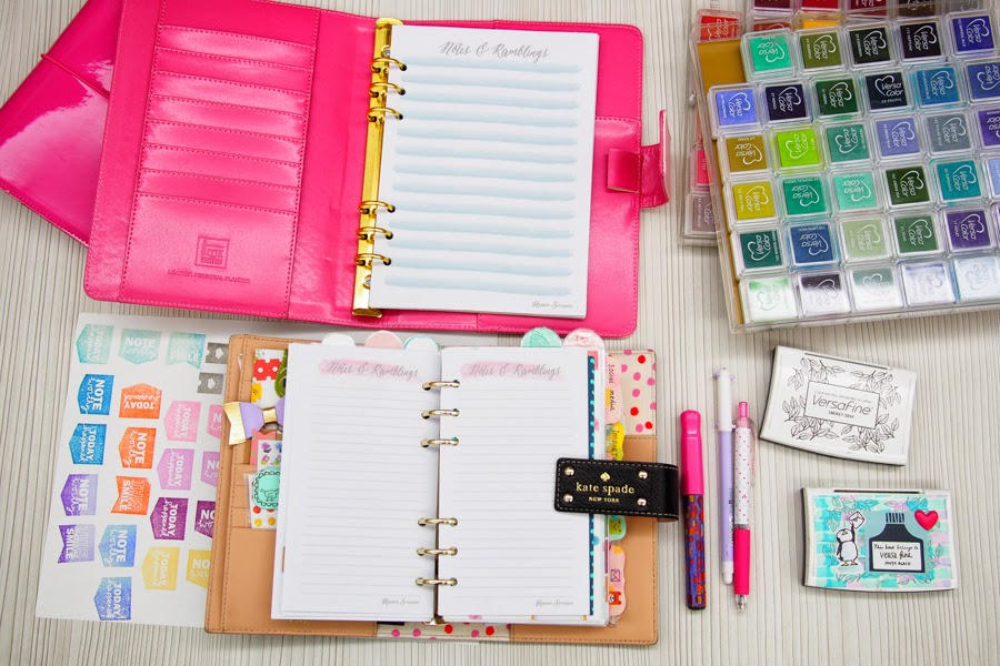 how to make your own planner pages in word