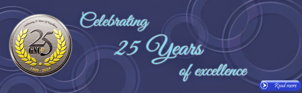 Celebrating 25 Years Banner Celebrating 25 Years of