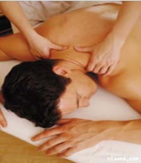 تعلم فن العلاج بالمساج لمناطق الجسم....