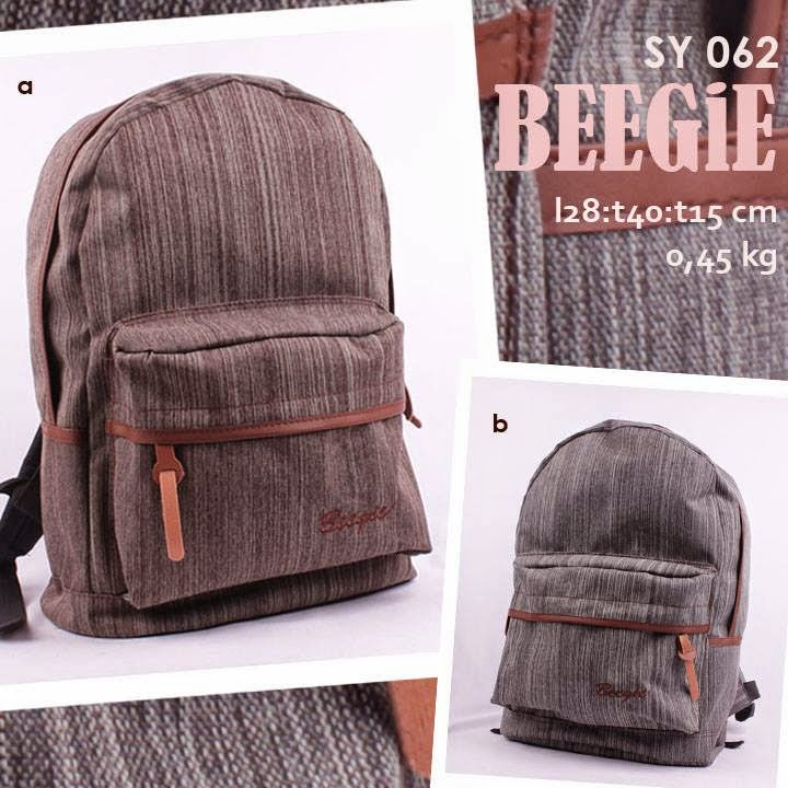 jual tas ransel murah model simple