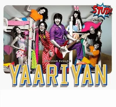 Yaariyan (2014) Hindi Movie DVDScr Full HD Movie Download