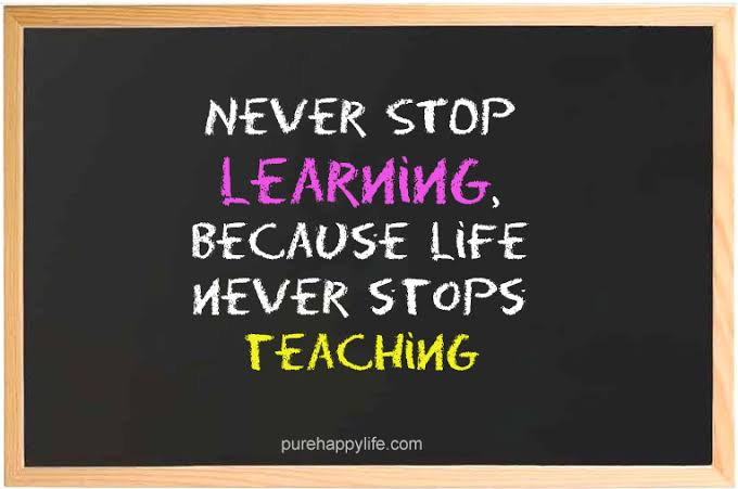 Learning Quotes | Musings N Scribblings Of A Philanthrope Evergreen Learning Quotes