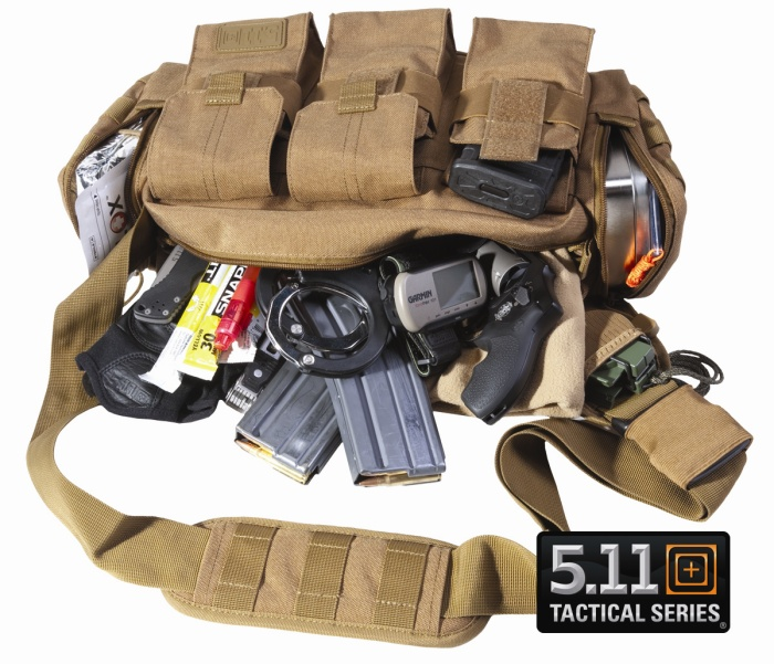 5 11 Tactical Bail Out Bag Review