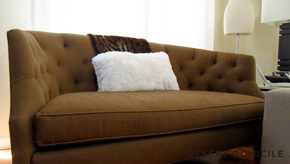 Secondhand Settee: Part 2
