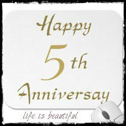5 Χρόνια Η Ζωή είναι Ωραία