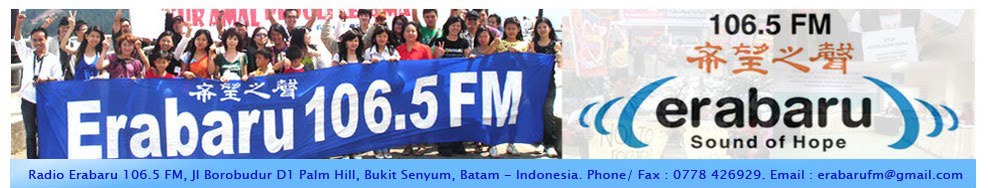 Radio Erabaru FM Batam