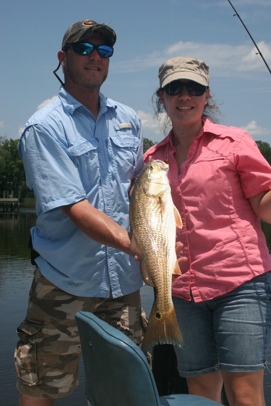 July fishing it 39 39 s steamin 39 hot in jacksonville blue for Blue fish jacksonville