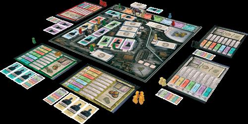 Giochi sul nostro tavolo recensione tribunus primus - La battaglia dei cinque eserciti gioco da tavolo ...