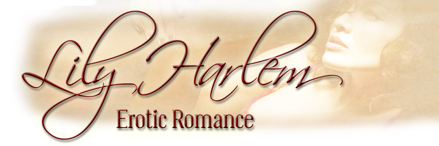 Lily Harlem author of erotic romance