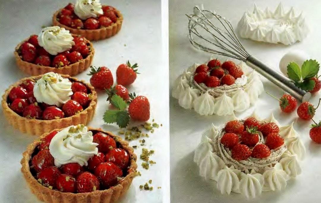 Торты и пирожные рецепты с фото
