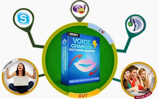 teamspeak voice changer setting