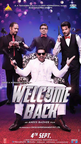Welcome Back (2015) Movie Poster No. 1