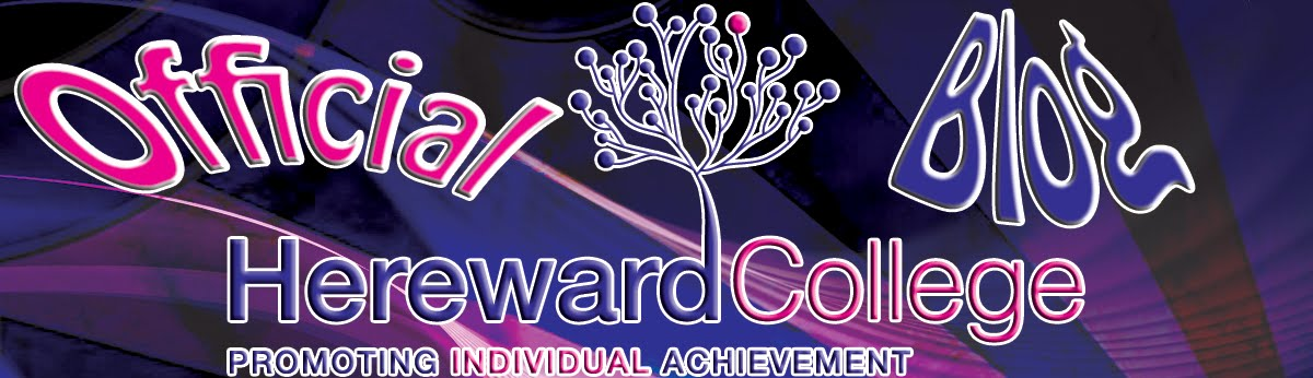 Hereward College Official Blog