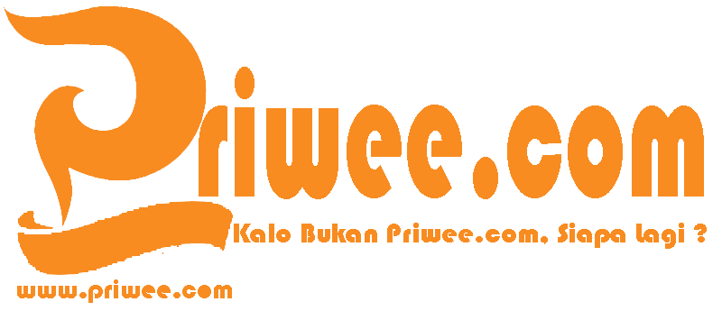 Priwee.com: Kalo Bukan Priwee.com, Siapa Lagi ?