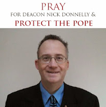 We stand with Deacon Nick Donnelly