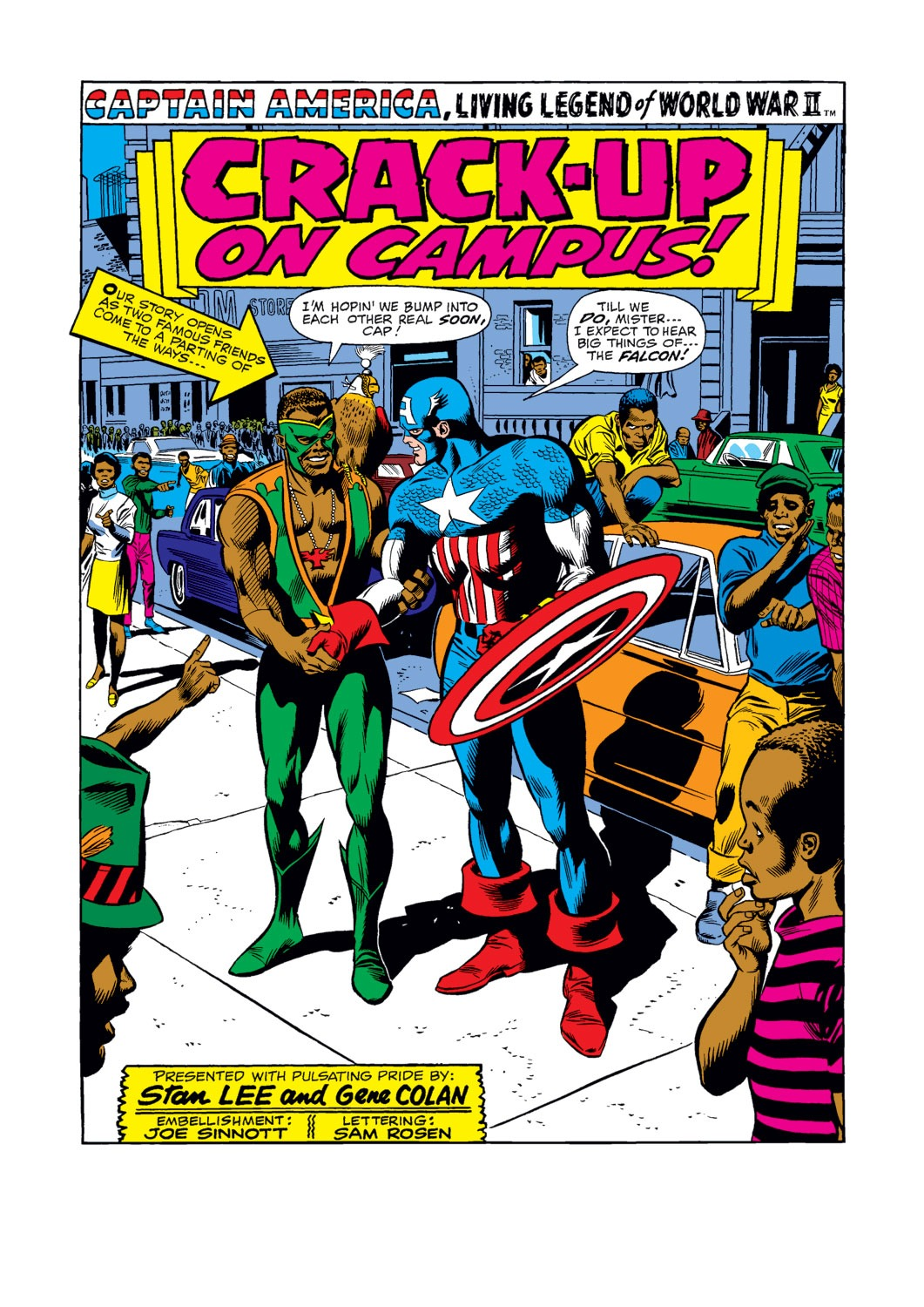 Captain America (1968) Issue #120 #34 - English 2