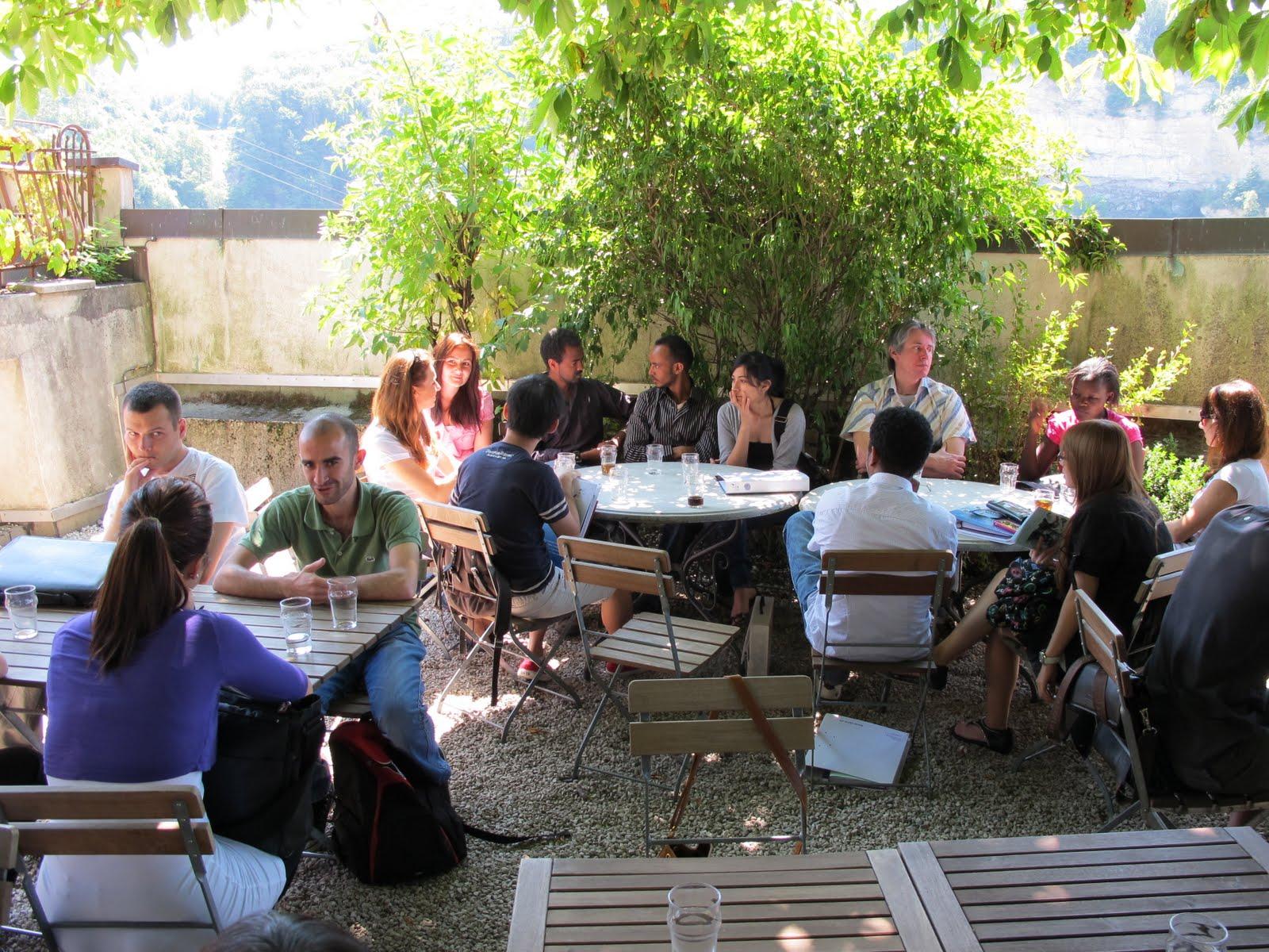Vkhs cius tour de ville 5 juillet 2011 for Piscine 5 juillet