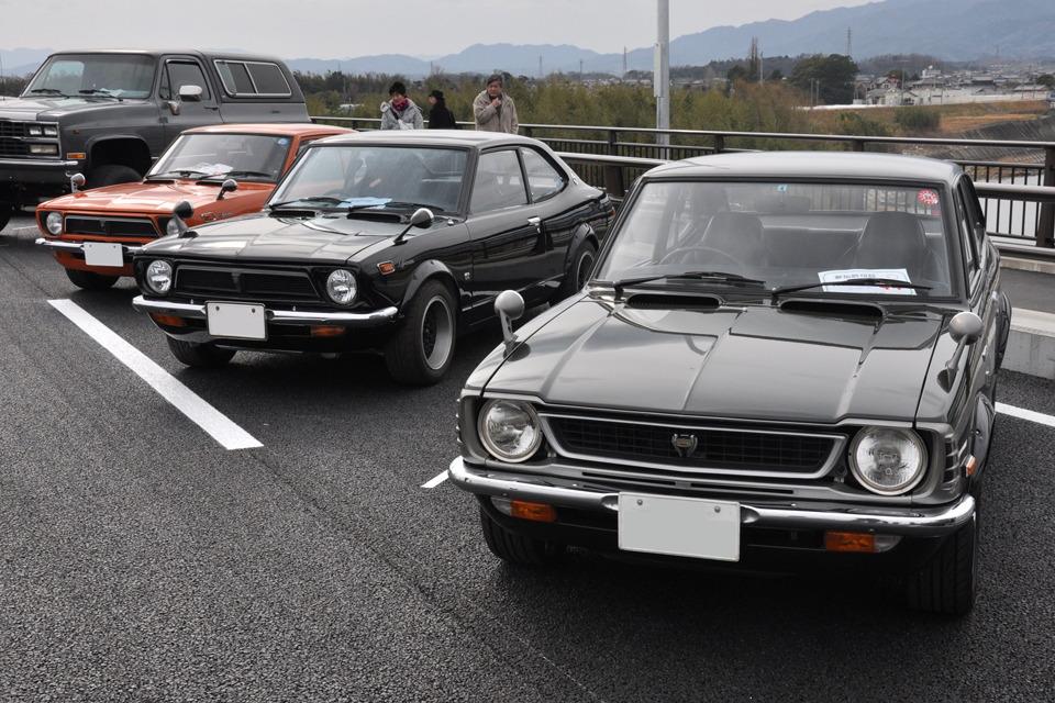 Toyota Corolla E20  stary japoński samochód, klasyk, oldschool, 日本車, クラシックカー
