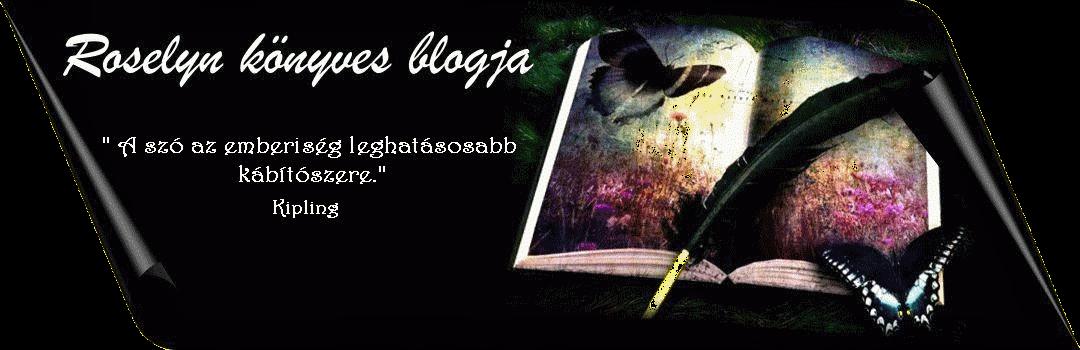 Roselyn blogja - könyvek