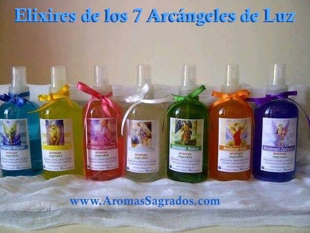 Elixires 7 Arcángeles