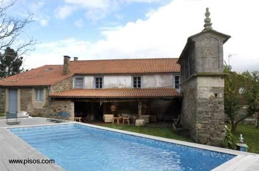 Arquitectura de casas reformas de las casas residenciales for Casas viejas remodeladas