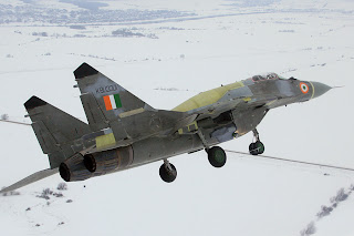 Air force iaf has confirmed that parts of the missing mikoyan mig 29