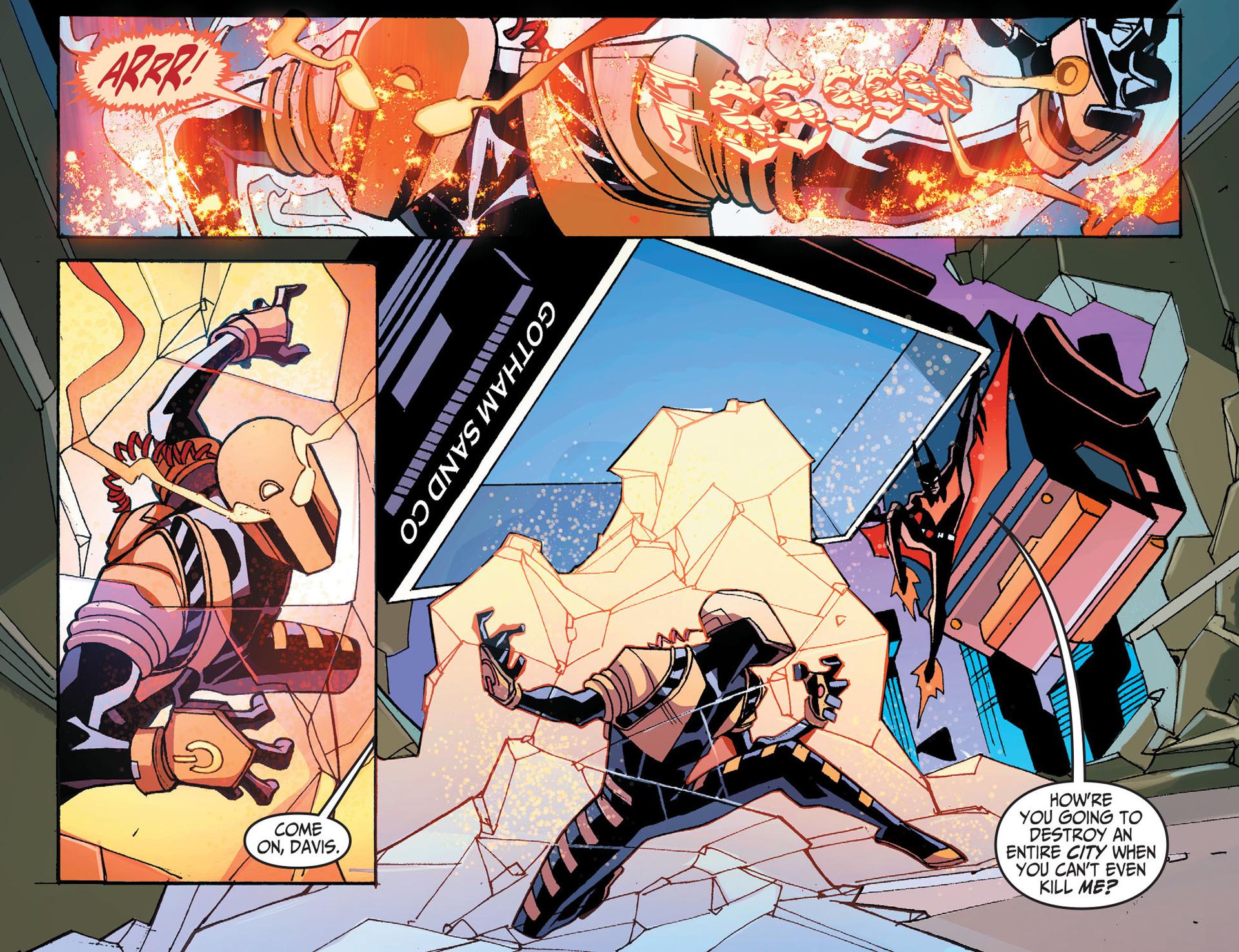 Batman Beyond 2.0 #8 #33 - English 8