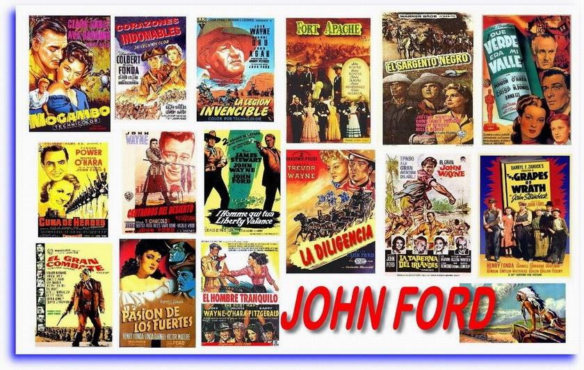 RECUERDO A JOHN FORD