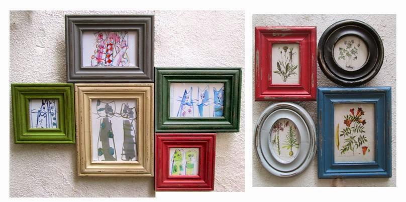 Popurri regalos decoraci n complementos marcos de fotos - Marcos de fotos multiples ...