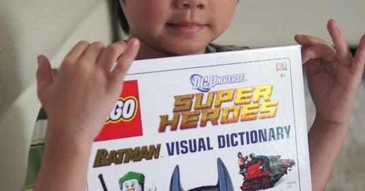 lego batman visual dictionary pdf