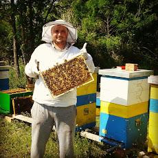 Milan Miladinović,pčelar iz Petrovca
